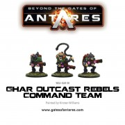 Antares - Ghar Outcast Rebels Command Team