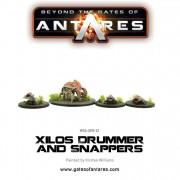 Antares - Xilos Drummer and Snappers