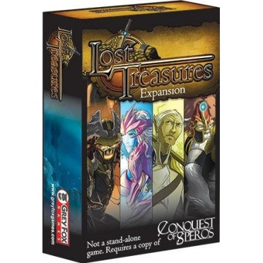 Conquest of Speros - Lost Treasures