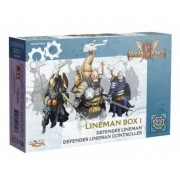 Wrath of Kings - House of Teknes : Lineman Box 1
