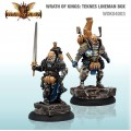 Wrath of Kings - House of Teknes : Lineman Box 1 1