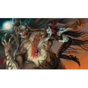 Playmat - Artists of Magic : Nosferatu vs Zombie Lord
