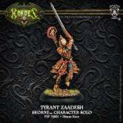 Hordes - Tyrant Zaadesh pas cher
