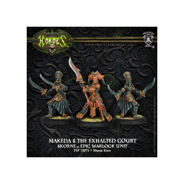 Hordes - Makeda & The Exalted Court