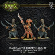 Hordes - Makeda & The Exalted Court pas cher