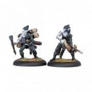 Hordes - Blighted Nyss Archer Officer & Ammo Porter