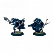 Hordes - Blighted Nyss Strider Officer & Musician pas cher