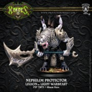 Hordes - Nephilim Protector pas cher