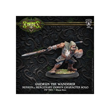 Hordes - Gudrun the Wanderer