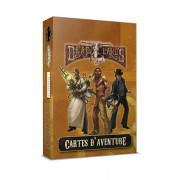 Deadlands : Reloaded - Cartes d'Aventure