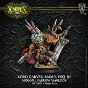 Hordes - Lord Carver, BMMD, Esq. III pas cher