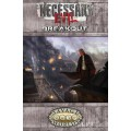 Savage Worlds - Necessary Evil : Breakout (Softcover) 0