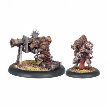 Hordes - Farrow Razorback Crew