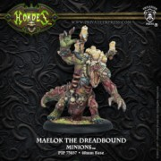 Hordes - Maelok the Dreadbound