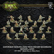 Hordes - Gatorman Bokor & Bog Trog Swamp Shamblers pas cher