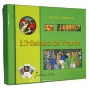 Jeu de 12 Familles - Histoire de France