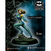 Batman - Black Canary