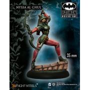 Batman - Nyssa Al Ghul