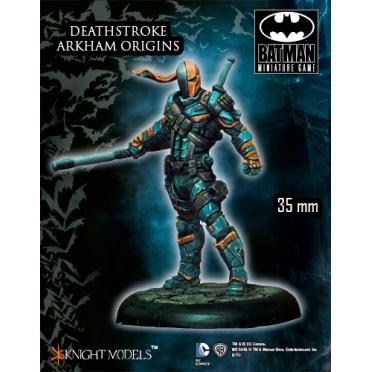 Batman - Deathstroke (Arkham Origins)