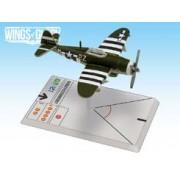 Wings of Glory WW2 - Republic P47D Thunderbolt (Mohrle)