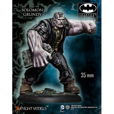 Batman - Solomon Grundy