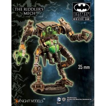 Batman - Riddler's Mech