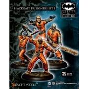 Batman - Blackgate Prisoners Set 1
