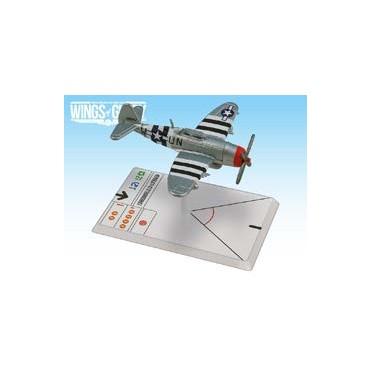 Wings of Glory WW2 - Republic P47D Thunderbolt (Raymond)