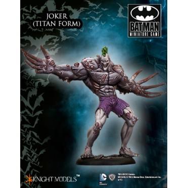 Batman - Joker Titan Form