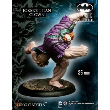 Batman - Joker's Titan Clown