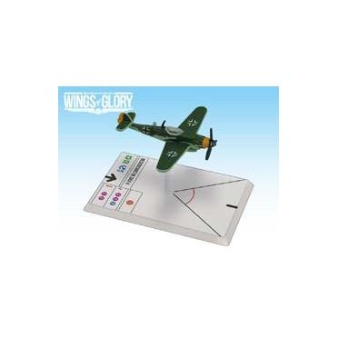 Wings of Glory WW2 - Messerschmitt Bf.109 K–4 (Hartmann)