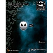 Batman - Court of Owls Game Markers