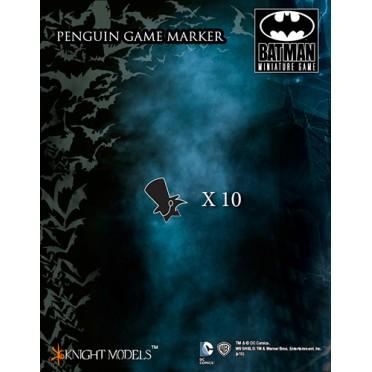 Batman - Penguin Markers
