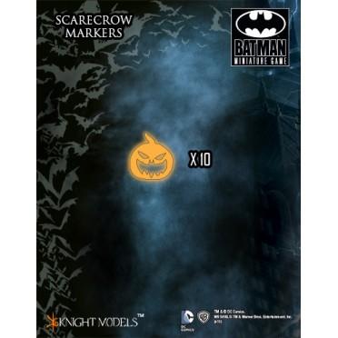 Batman - Scarecrow Markers