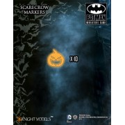 Batman - scarecrow Game Markers
