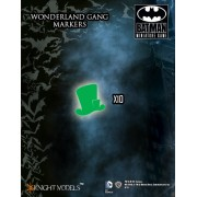 Batman - Wonderland Gang Markers