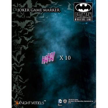 Batman - Jokers Laugh Markers Set