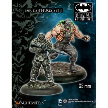 Batman - Bane's Thugs Set 1