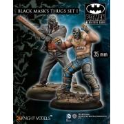 Batman - Black Mask's Thugs Set 1