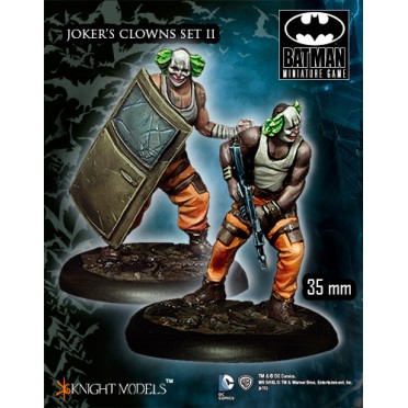 Batman - Jokers Clowns Set 2