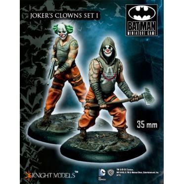 Batman - Jokers Clowns Set 1