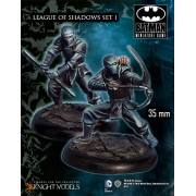 Batman - League of Shadows Set 1