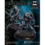 Batman - League of Shadows Set 1