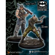 Batman - Merc Set 1