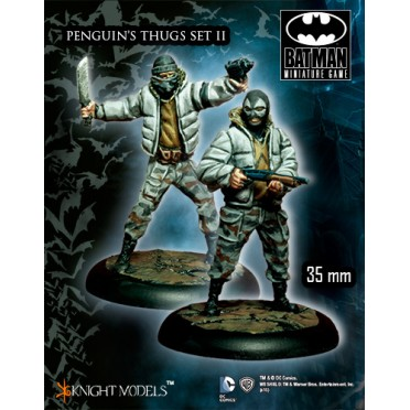 Batman - Penguin's Thugs Set 2