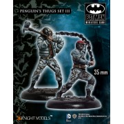 Batman - Penguin's Thugs Set 3