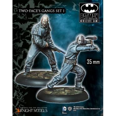 Batman - Two-Face's Gang Set 1
