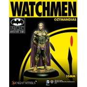 Batman - Watchmen : Ozymandias