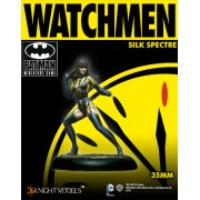 Batman - Watchmen : Silk Spectre