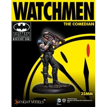 Batman - Watchmen : The Comedian
